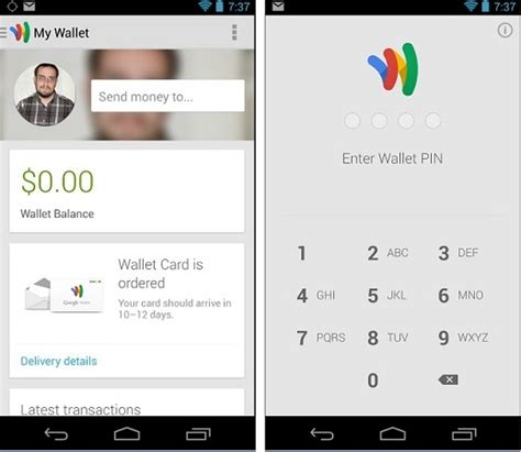 Buy Gift Card With Google Wallet - google wallet update allows you to scan in your cards and more