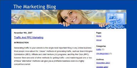 theme generator blog blog theme generator