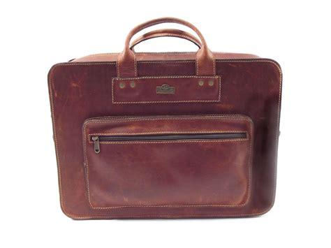 mens leather baby bag s leather laptop bag der lederhandler
