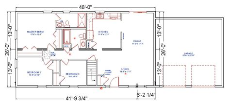 ranch home floor plan birchwood modular ranch house plans