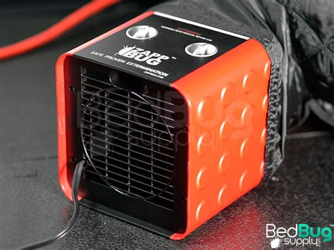 bed bug heaters zappbug room bed bug heater review