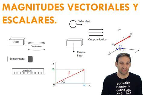 imagenes magnitudes vectoriales magnitudes vectoriales y escalares oposici 243 n bombero online
