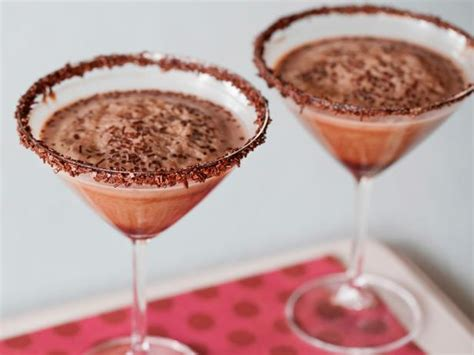 chocolate martini recipes chocolate martini mocktail recipe bobby flay food