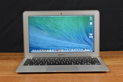 Macbook Air 11 apple macbook air 11 inch 2014 review notebookreview