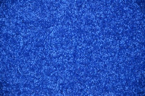 Bound Carpet Area Rugs by Electric Blue Plush 6 X 8 Bound Carpet Area Rug Modern