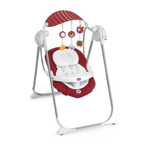 chicco baby swing polly swing up sleeptime and relaxation official