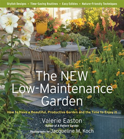 low maintenance tips u ideas and plants for easy gardening the new low maintenance garden how to have a beautiful