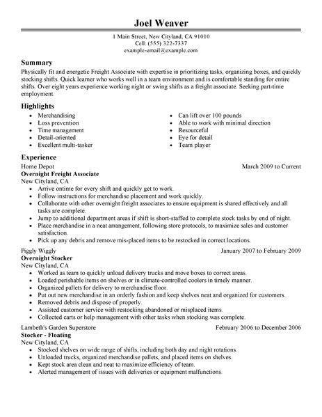 part time resume samples visualcv resume samples database