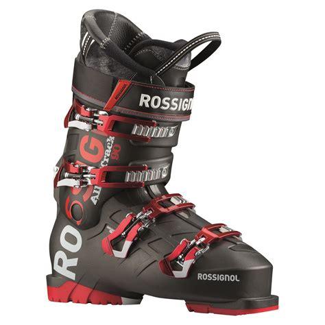 rossignol ski boots rossignol alltrack 90 ski boots 2015 evo