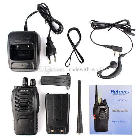 Tdxone Mini Walkie Talkie Single Band 3w 99ch Uhf Q3 us stock retevis h 777 2 way radio walkie talkie uhf 400 470mhz 3w 16ch vox flashlight