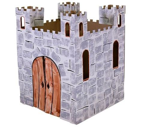 How To Make A Paper Castle By Steps - 78 images about on cardboard