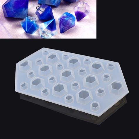 Handmade Jewelry Tools - 1 clear silicone diy mold mould handmade