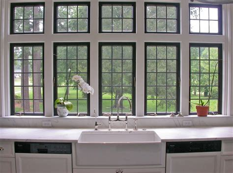 Kitchen Window Design Kitchen Window Design Installation Contractor Va Kitchen Remodeling Northern Virginia
