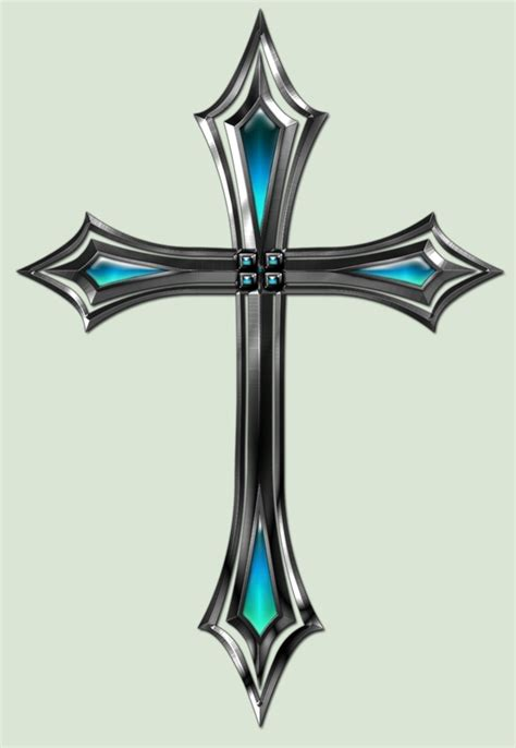 beveled silver cross design 187 gallery of crosses cool