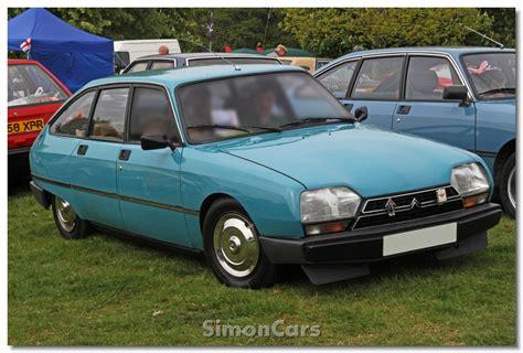 Citroen Gsa by Simon Cars Citroen Gs