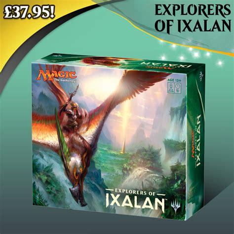 the of magic the gathering ixalan books magic the gathering explorers of ixalan total cards