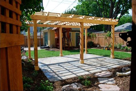 Pergola Ideas For Small Backyards Top 15 Pergola Ideas For Small Backyards