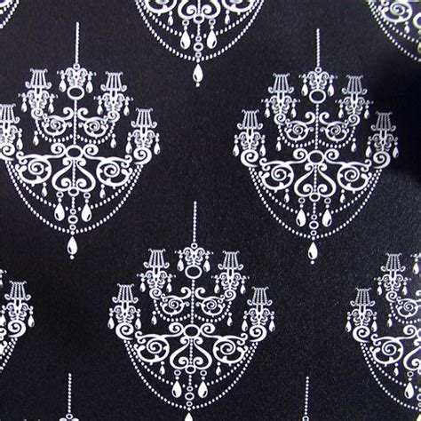 black chandelier  adhesive wallpapers wallstickerycom