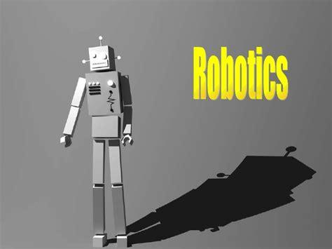 robot powerpoint template robot powerpoint