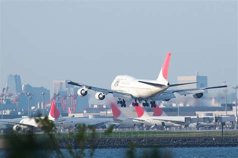 ana launches routes to tokyo s haneda airport from new spotting at tokyo haneda airport airport spotting blog