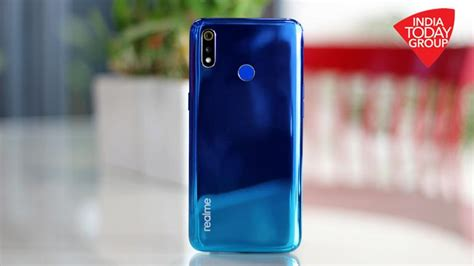 realme  quick review gradient design  power packed features  rs  technology news
