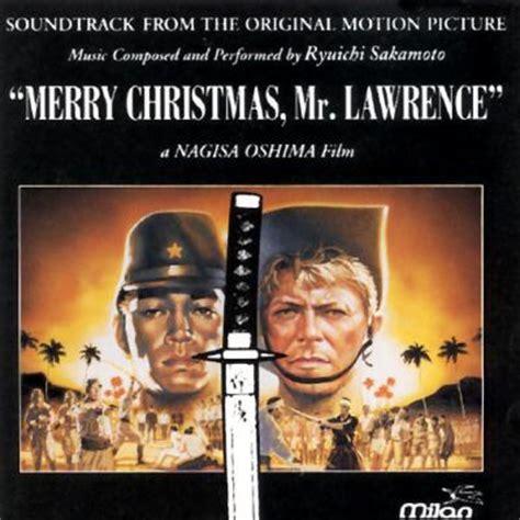 merry christmas  lawrence soundtrack hmvbooks