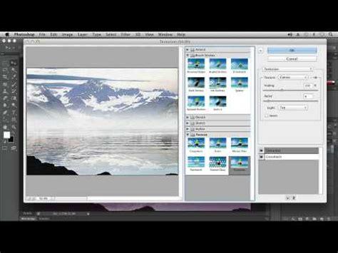 adobe photoshop filter tutorial exploring the filter gallery adobe photoshop cs6