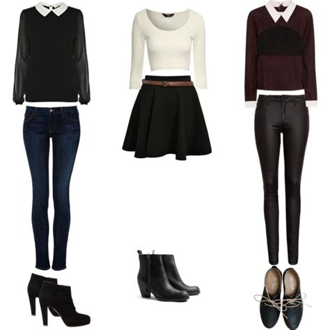 Classy Outfits Polyvore