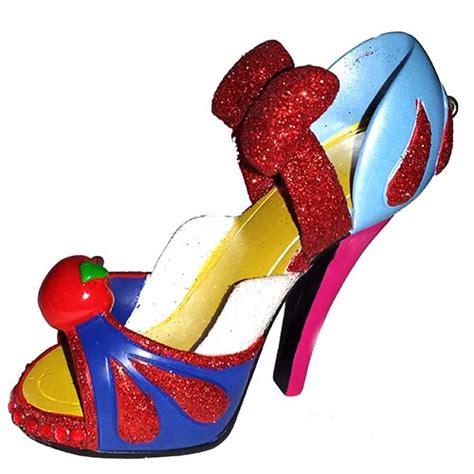 snow white slippers your wdw store disney shoe ornament princess snow white