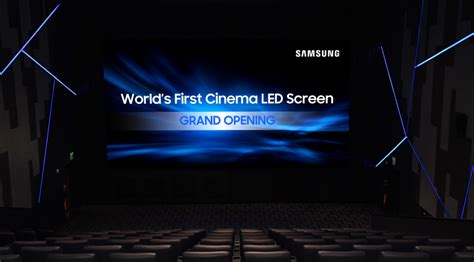 Tv Led Cinema X samsung tipped to reveal blockbuster 150 inch micro led tv