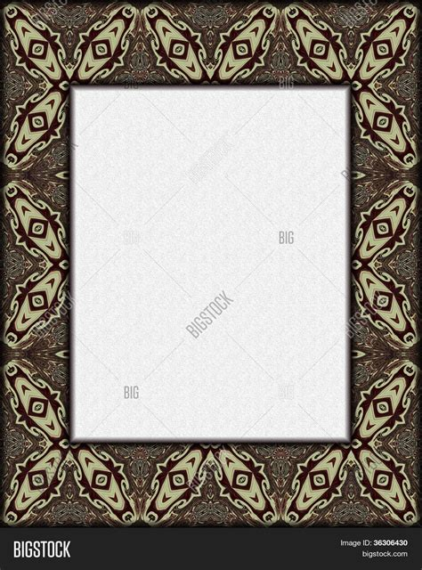 batik pattern border batik border design image photo bigstock