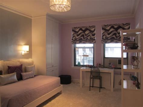 purple and silver room girl s purple silver bedroom