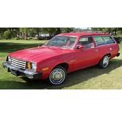 $2995 And 36000 Miles 1980 Ford Pinto Wagon