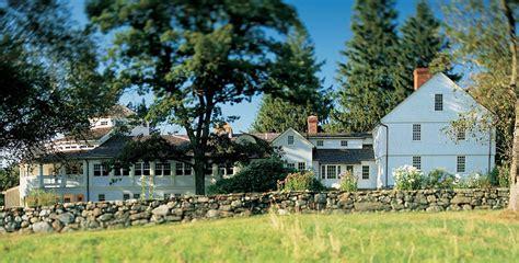Connecticut Cottages by Luxury Resort Cottages In Connecticut Winvian Farm