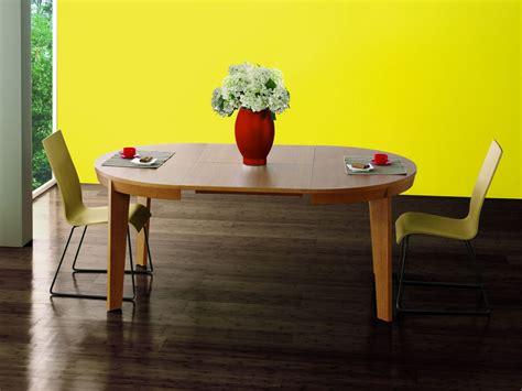 table salle manger ronde avec rallonge