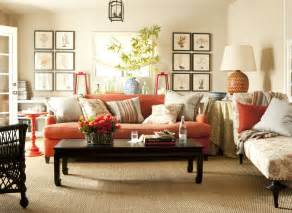 orange living room decor color your life with an orange living room