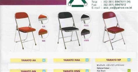 Jual Kursi Rapat Chitose angkasa bali furniture distributor alat kantor jual kursi