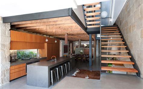 warehouse kitchen design warehouse conversion by mck architects