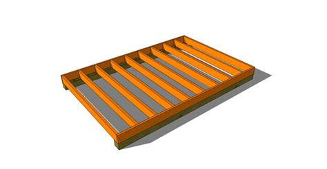 build a floor steps to building a shed icreatables com