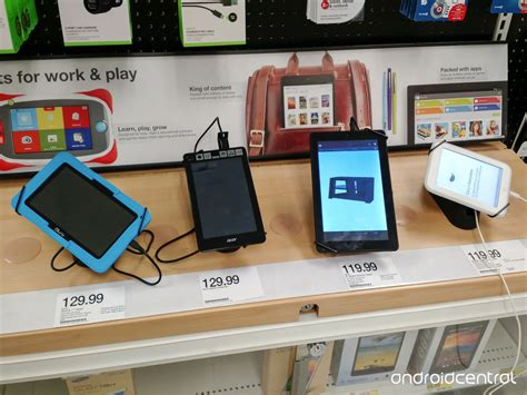 at t android tablet don t buy a cheap tablet on black friday android central