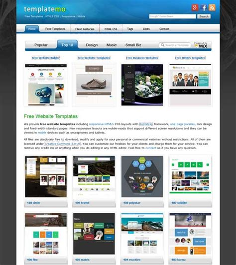 Website Template Editor Software Free Download Ipicli Com Editor Website Template