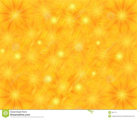 Autumn Flower by Sunny Background Stock Image Image 391771