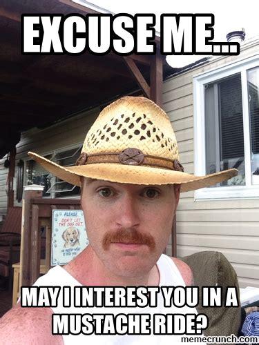 Mustache Meme - funny