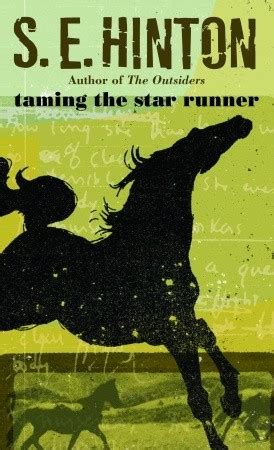 runner s runner s series books taming the runner by s e hinton reviews