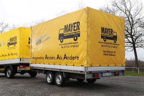 Garten Mieten Heilbronn by Transporter Mieten Heilbronn Haus Ideen