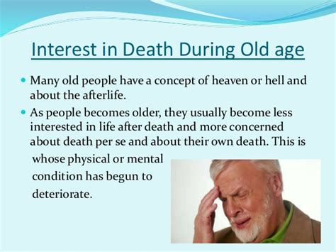 Parisae Condition Ae Mental Not Physical by Ppt On Age