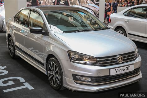 volkswagen vento volkswagen vento allstar and gt editions launched from