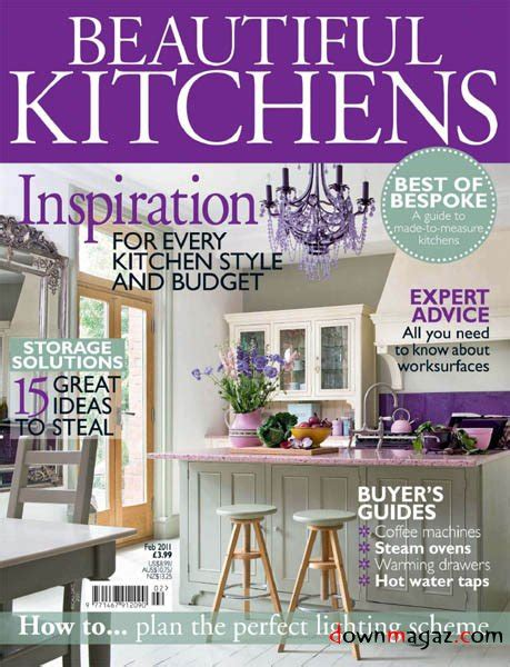 beautiful kitchens february