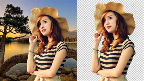 remove background  image  adobe photoshop cs