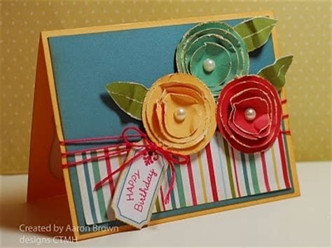 card crafts beatiful birthday birthday card card cards craft